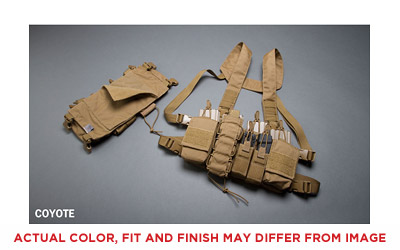 Haley Strategic Partners Chest Rig D3CR Coyote Brown