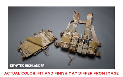 Haley Strategic Partners Chest Rig D3CR Highlander