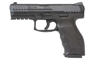 HK Heckler & Koch Vp9 9mm W 3/15rd Mags And Night Sights