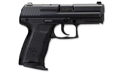 HK Heckler & Koch P2000 40sw 3.66