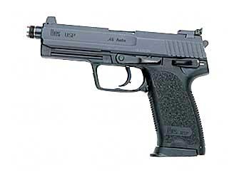 HK Heckler & Koch Usp-t 45acp 4.92