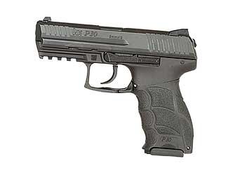 HK Heckler & Koch P30 9mm 3.85