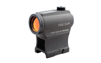 Holosun Technologies Holosun 2moa Red Dot Solar