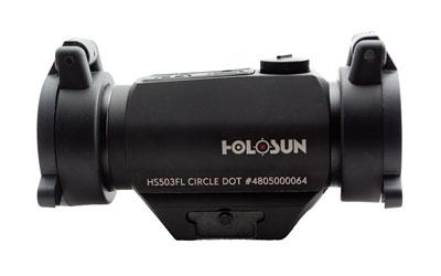 Holosun Dual Reticles Ard/caps/bttry