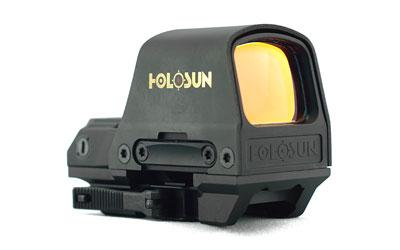Holosun Open Reflex Dual Reticle Quick Release