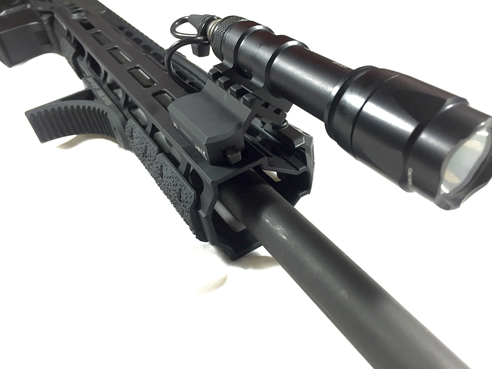 Kinetic Development Group, LLC Kinetic Development Group Kinect M-Lok Surefire Offset Mount