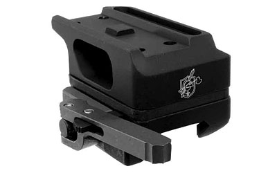 Knights Armament Micro Aimpoint T1 QD Mount Black