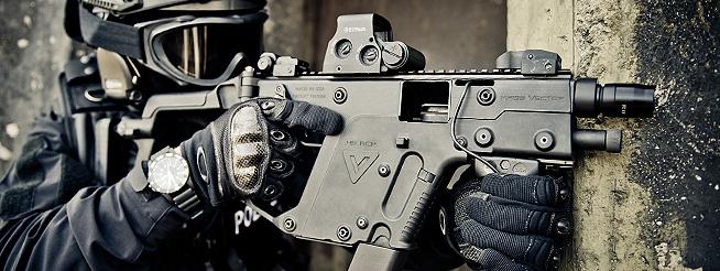 KRISS Vector SBR  45 ACP Threaded | Black Label Tactical