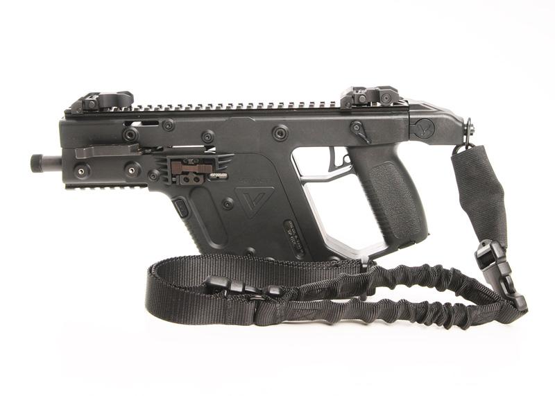 Kriss USA KRISS Vector SDP Pistol .45 ACP - 6.5 Threaded CA Legal