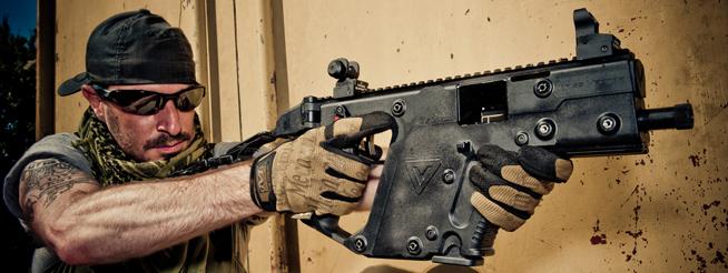 Kriss USA KRISS Vector SDP Pistol .45 ACP - 6.5 Non-Threaded