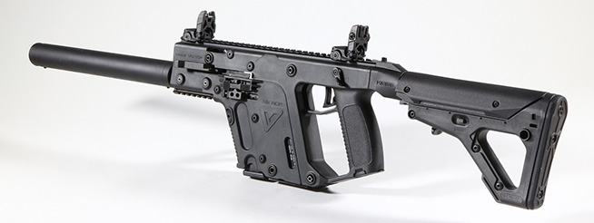 Kriss USA Kriss Vector M4 Stock Adapter