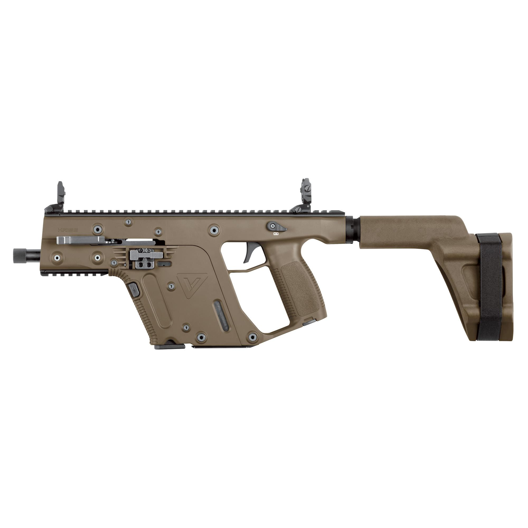 KRISS USA, Inc Kriss Vector Sdp Sb 45acp 5.5