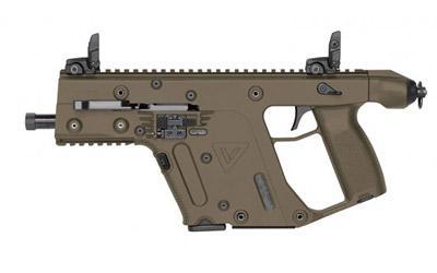 KRISS USA, Inc Kriss Vector Sdp Pistol 9mm 5.5