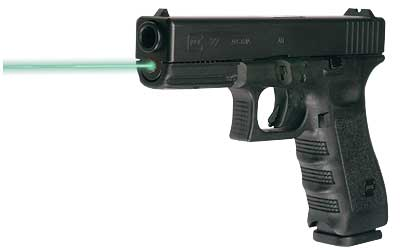 Lasermax for Glock 17 22 31 Gen 1-3 Hi-Brite Green Guide Rod Laser