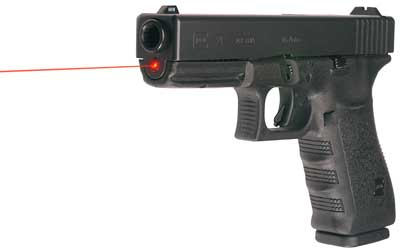 LaserMax Lasermax for Glock 17 22 31 37 Gen 1-3 Hi-Brite Red Guide Rod Laser