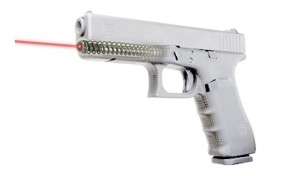 LaserMax Lasermax for Glock 17 Gen 4 Hi-Brite Red Guide Rod Laser