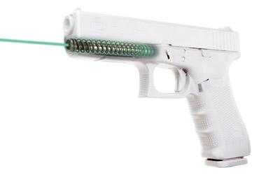 LaserMax Lasermax for Glock 17 Gen 4 Green Guide Rod Laser