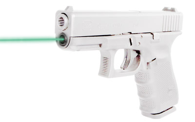 LaserMax Lasermax for Glock 19 Gen 4 Green Guide Rod Laser