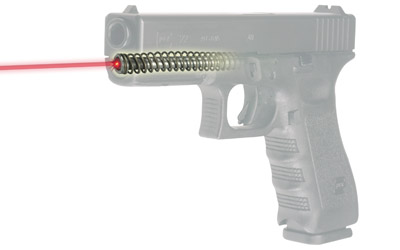 Lasermax for Glock 22 Gen 4 Hi-Brite Red Guide Rod Laser
