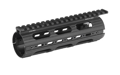 Leapers, Inc. - UTG UTG PRO Model 4/15 Car Length Super Slim Drop-in Handguard