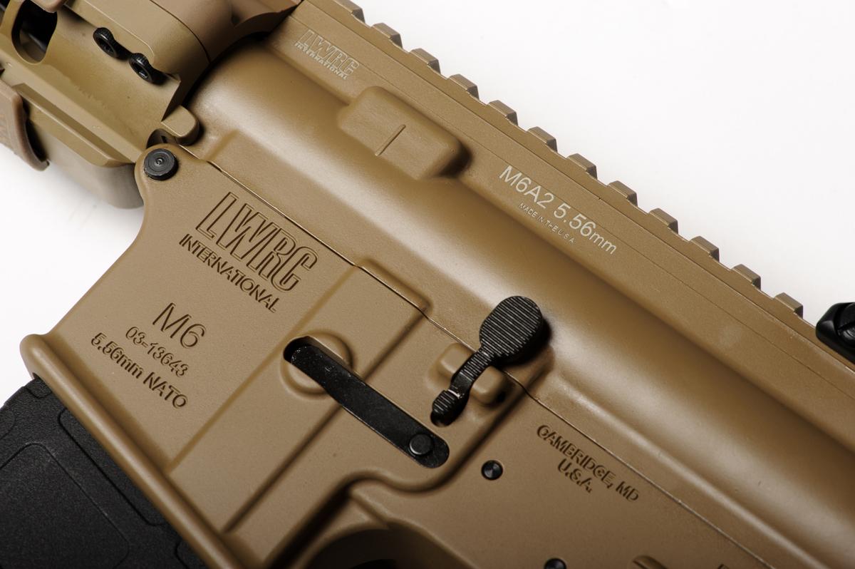 LWRC LWRC M6A2 556 16
