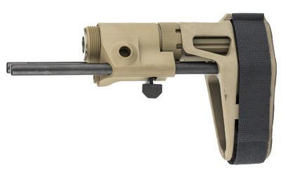 Maxim Defense Industries Maxim Cqb Pistol/pdw Brace Jp Std Fd