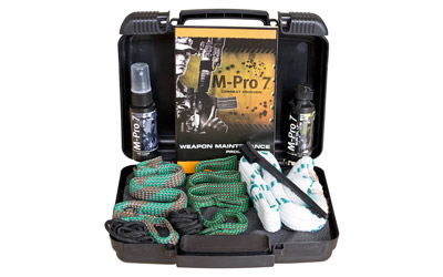 M-pro 7 Tactical 3 Gun Cleaning Kit 070-1512 Photo 1