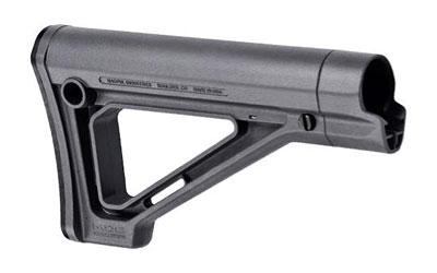 Magpul Industries Magpul Moe Fixed Stock Mil-spec Gray