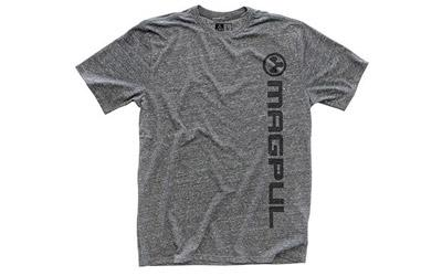 Magpul Industries Magpul Megablend Vertical Logo T-shirt Charcoal Medium