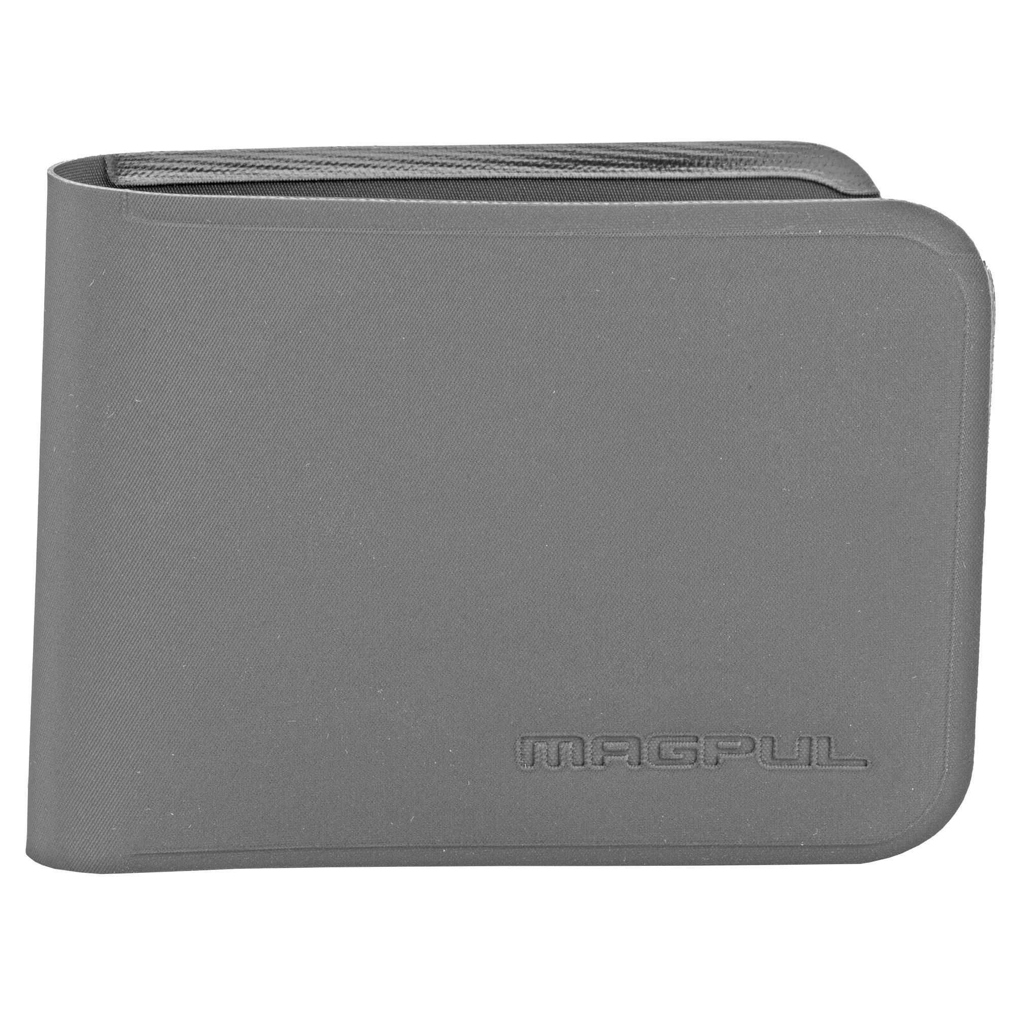 Magpul Industries Magpul Daka Bifold Wallet Gray
