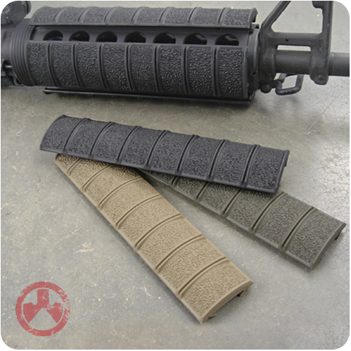 Magpul Industries Magpul XT Rail Texture Panel - Dark Earth