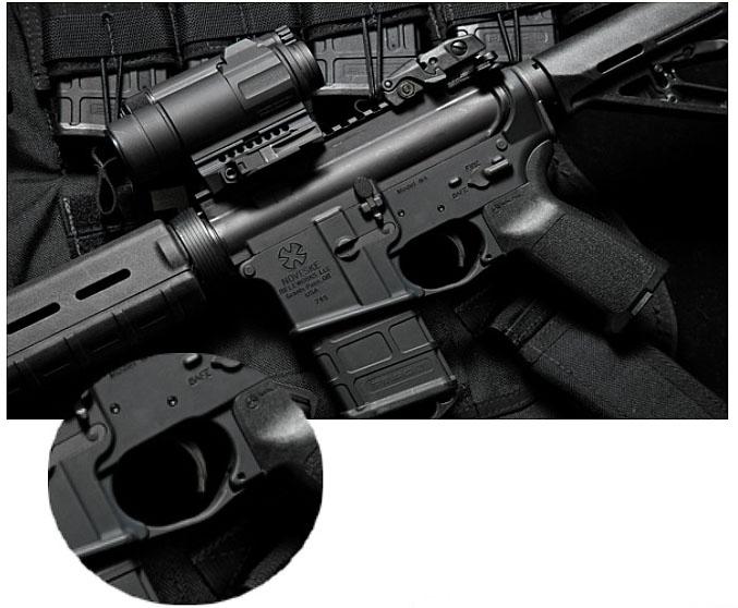 Magpul Industries Magpul Enhanced Trigger Guard