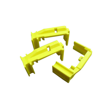 Magpul Industries Magpul Enhanced Self-Leveling Follower - Yellow (3 pack)