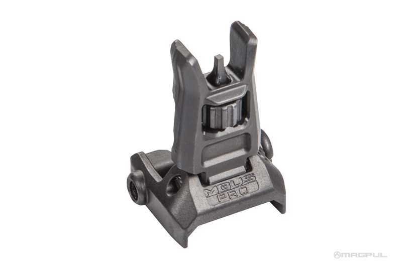 Magpul MBUS Pro Front Flip Sight Black