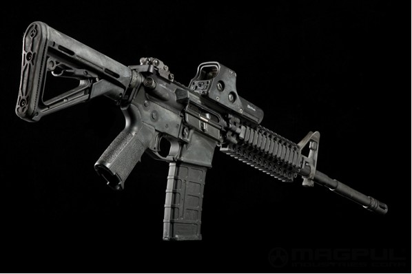 Magpul Industries Magpul CTR Carbine Stock Mil-Spec - Dark Earth