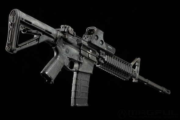 Magpul Industries Magpul CTR Carbine Stock - Black