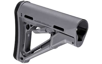 Magpul Industries Magpul CTR Carbine Stock Commercial Gray