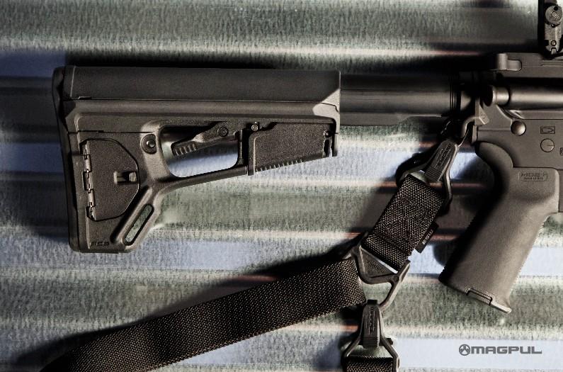 Magpul Industries Magpul ASC-L Carbine Stock Mil-Spec - Dark Earth