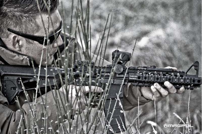 Magpul Industries Magpul ASC-L Carbine Stock - Black