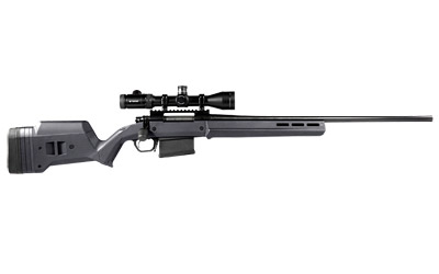 Magpul Industries Magpul Hunter 700l Stock Rem 700 Long Action Gray