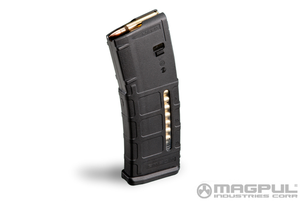 Magpul Industries Magpul PMAG MOE 223 M2 Window 30rd Black