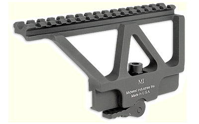 Midwest AK Railed Scope Mount with  Adm