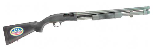 Mossberg 590a1 12/20/Cylinder Barrel 8 Sh Prk Synthetic