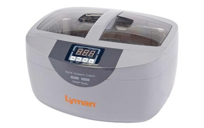 Pachmayr Lyman Turbo Sonic Parts Cleaner