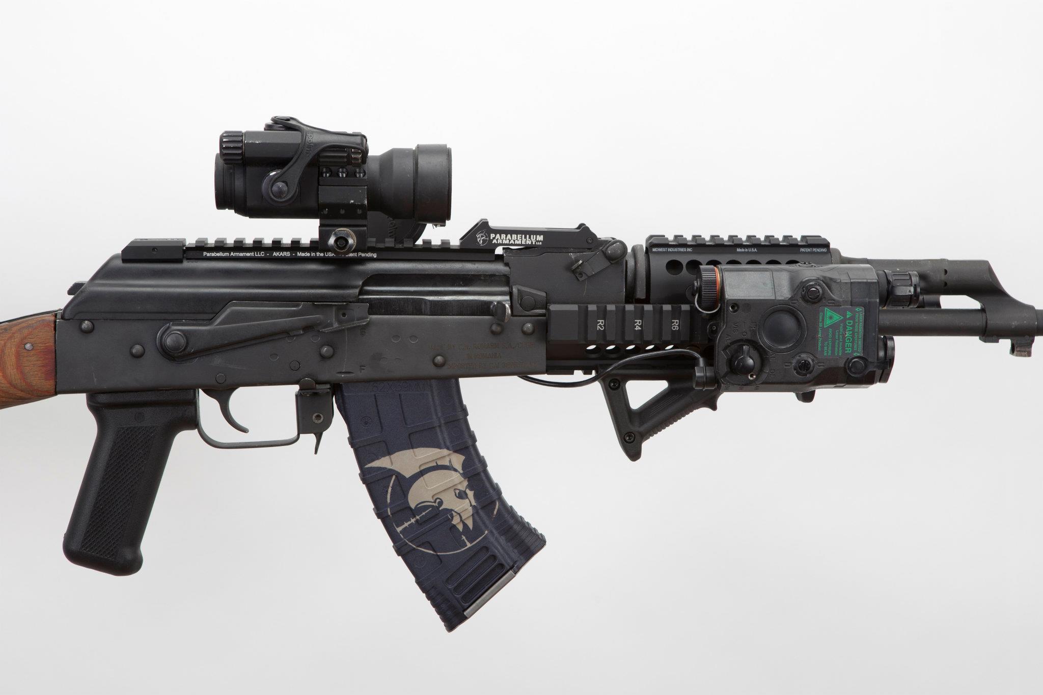 Parabellum Armament AK Adaptive Rail System AKARS PA-001