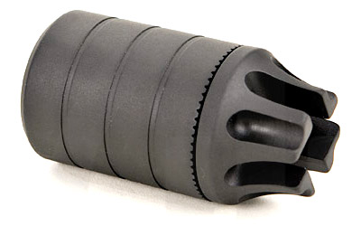 Primary Weapons Systems CQB AR15 Flash Suppressing Compensator 1/2x28 Black