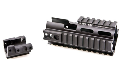 Primary Weapons Systems SRX SCAR Rail Extension Black