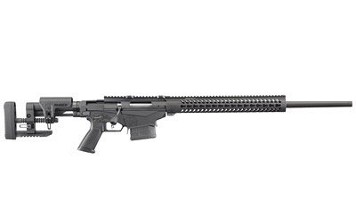 Ruger Precision Rifle 6.5crd 24