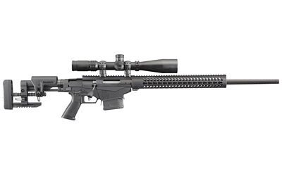 Ruger Precision Rifle 243win 26