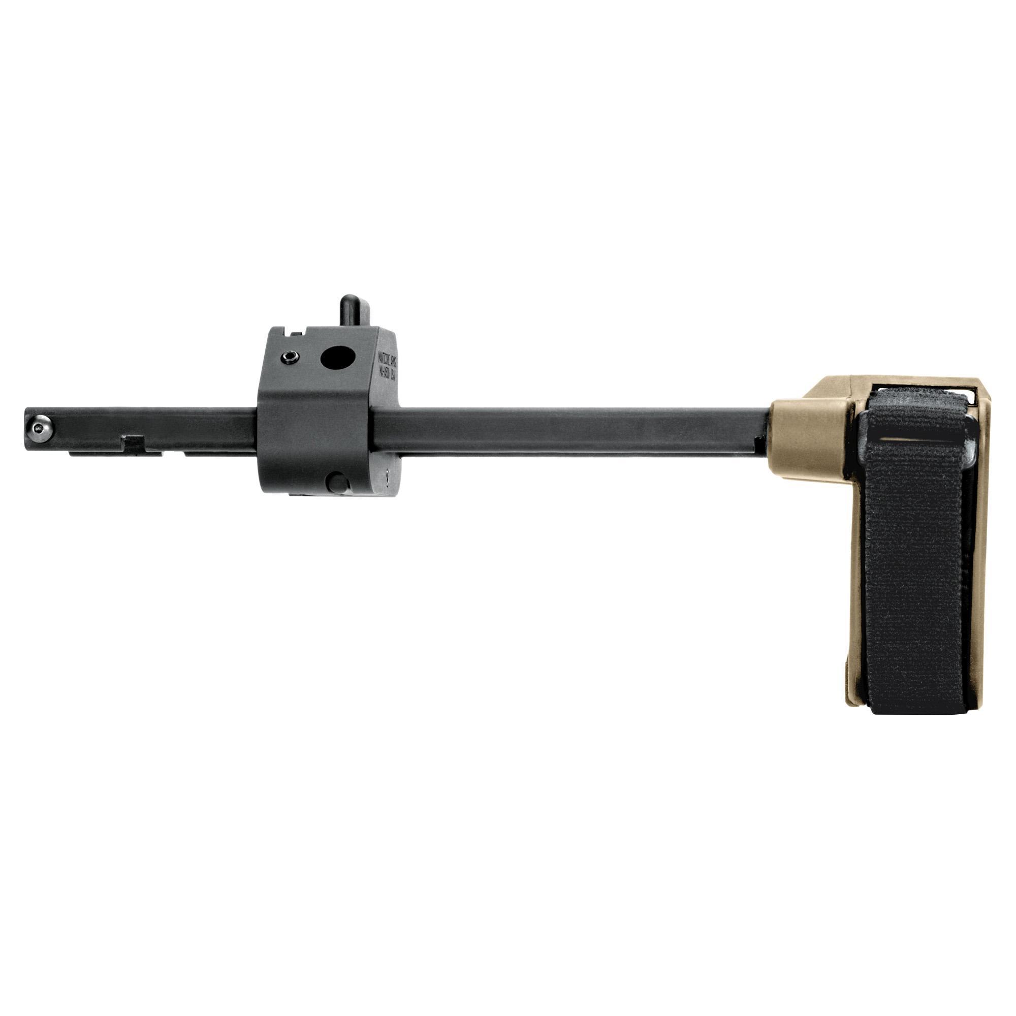 SB Tactical Sb Tactical Cz Pdw Pistol Brace 3 Pos Fd